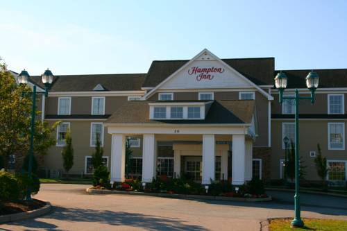Hampton Inn South Kingstown - Newport Area Cover Picture