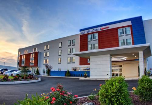 SpringHill Suites by Marriott Scranton Wilkes-Barre Cover Picture