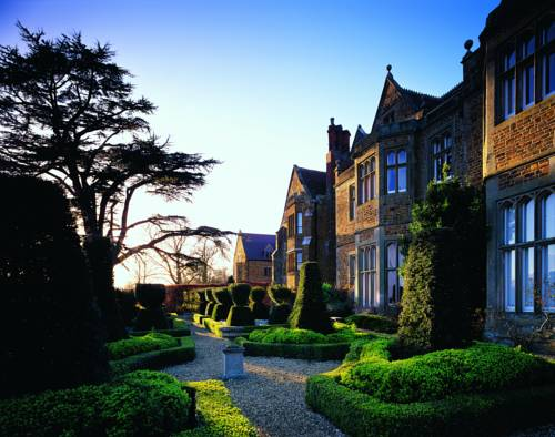Fawsley Hall Cover Picture