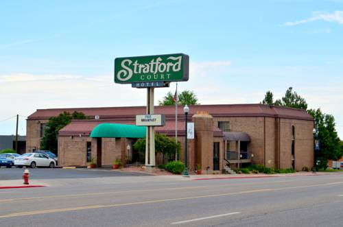 Stratford Court Hotel Cover Picture