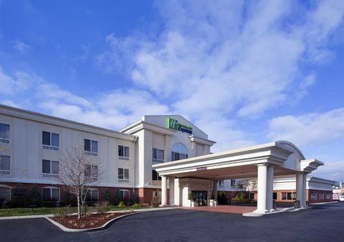 Holiday Inn Express Toledo-Oregon Cover Picture