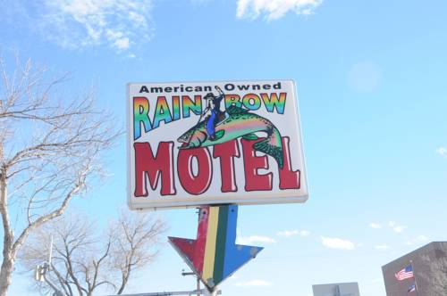 Rainbow Motel Cover Picture