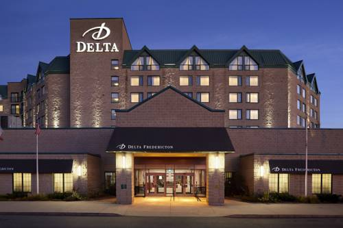 Delta Hotels by Marriott Fredericton Cover Picture