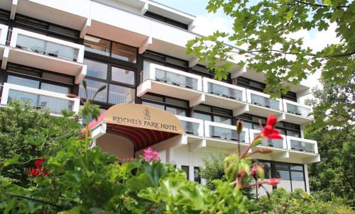 Reichel's Parkhotel Cover Picture