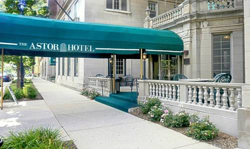 The Astor Hotel Cover Picture
