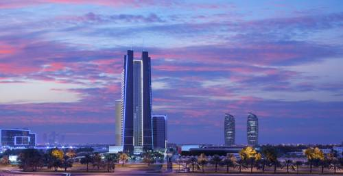 Dusit Thani Abu Dhabi Cover Picture
