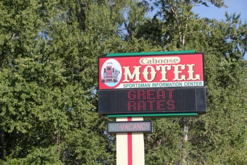 Caboose Motel Cover Picture
