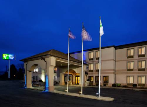 Holiday Inn Express & Suites St Clairsville Cover Picture