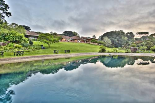 Makaranga Garden Lodge Cover Picture