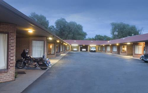 Stagecoach Motel Colorado Springs Cover Picture