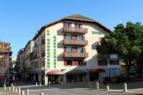 Hotel Le Bourgogne Cover Picture