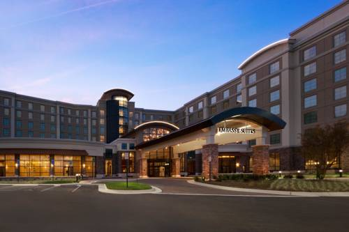 Embassy Suites Springfield Cover Picture