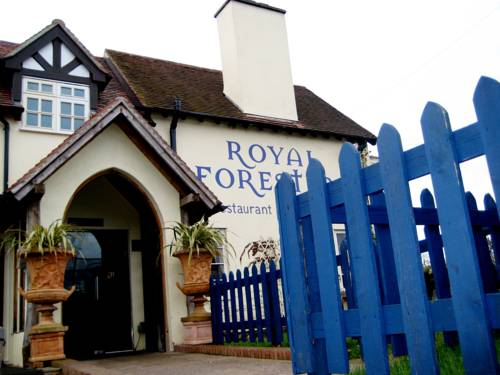 Royal Forester Country Inn Cover Picture