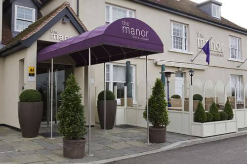 The Manor Hotel and Restaurant Cover Picture