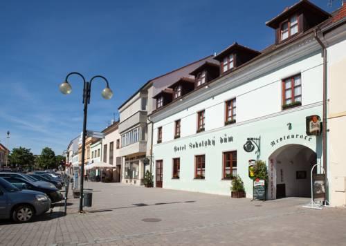 Hotel Sokolský Dům Austerlitz Cover Picture