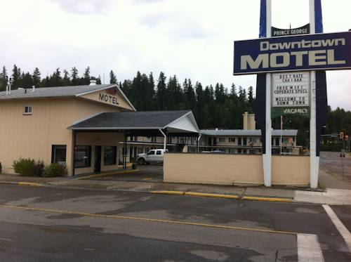 Downtown Motel Cover Picture