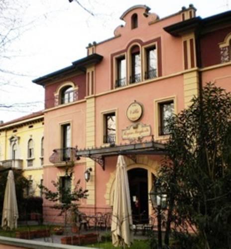 Hotel Villa Regina Margherita Cover Picture