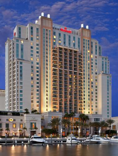 Tampa Marriott Waterside Hotel & Marina Cover Picture