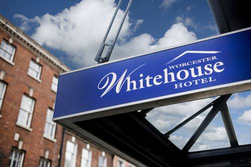 The Worcester Whitehouse Hotel Cover Picture