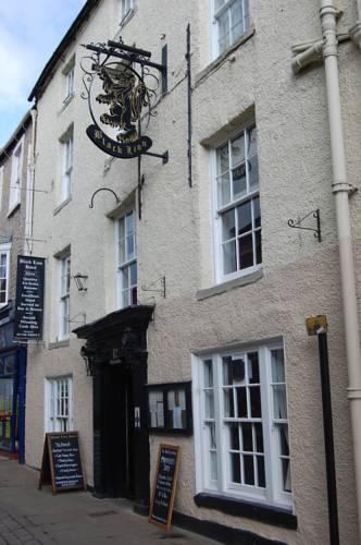 Black Lion Hotel Richmond North Yorkshire Cover Picture