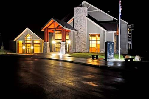 Twin Falls Resort Cover Picture