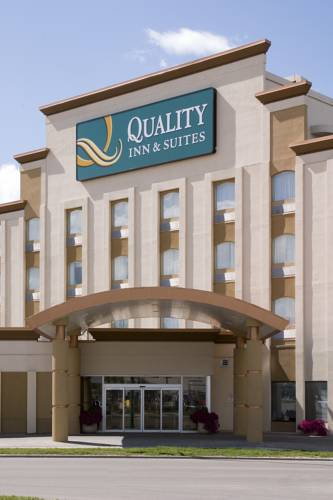 Quality Inn & Suites Winnipeg Cover Picture
