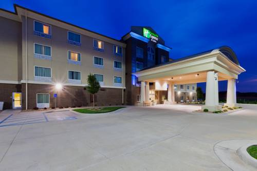 Holiday Inn Express Hotel & Suites Salina Cover Picture