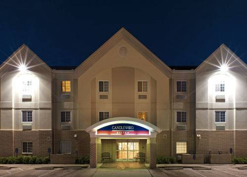 Candlewood Suites Conway Cover Picture