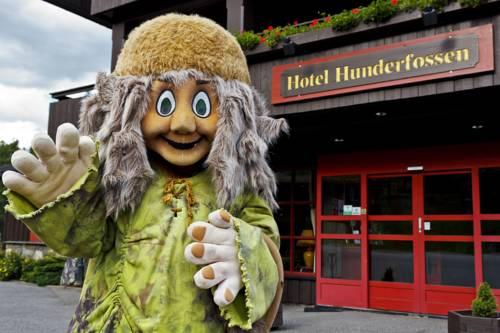 Hunderfossen Hotel & Resort Cover Picture