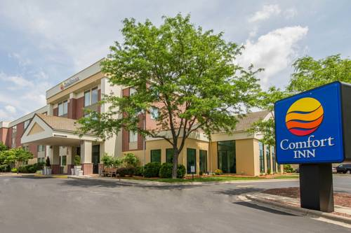 Comfort Inn Madison - Downtown Cover Picture