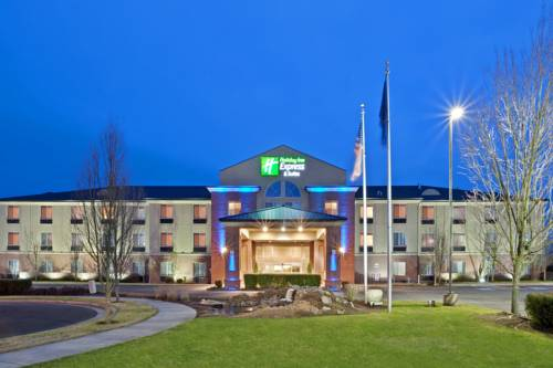 Holiday Inn Express Hotel & Suites Albany Cover Picture