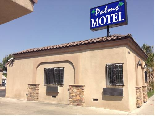 Palms Motel Cover Picture