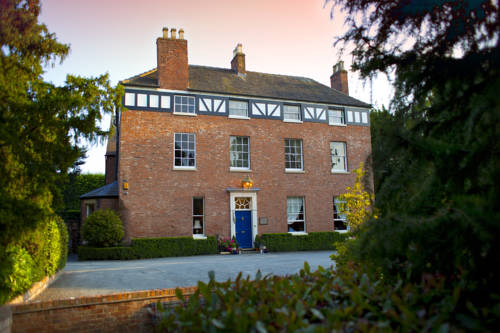 Netherstowe House Hotel Cover Picture