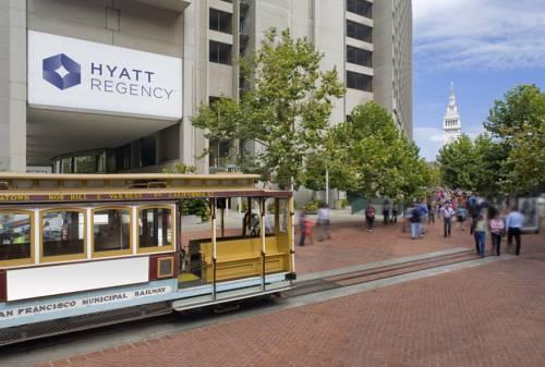 Hyatt Regency San Francisco Cover Picture
