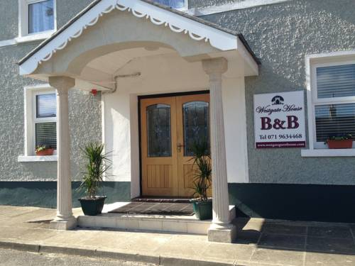 Westgate House B&B Strokestown Cover Picture