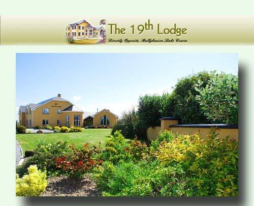 The 19th Golf Lodge Cover Picture