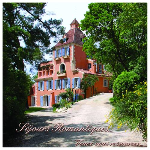 Chateau Les Charmettes Cover Picture