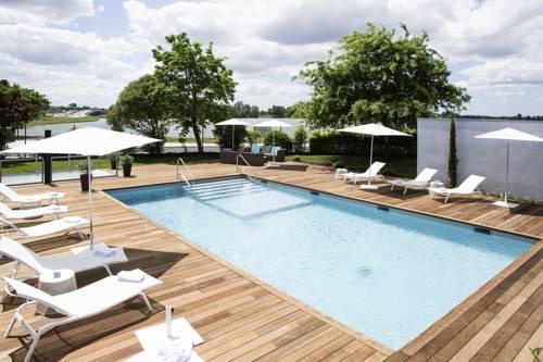 Novotel Bordeaux Lac Cover Picture