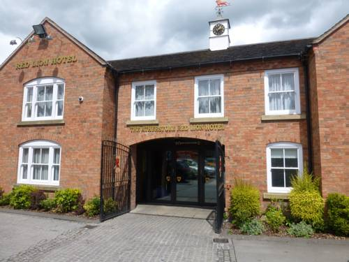 The Atherstone Red Lion Hotel Cover Picture