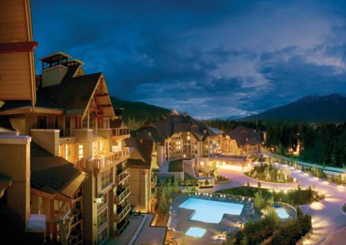 Four Seasons Resort Whistler Cover Picture