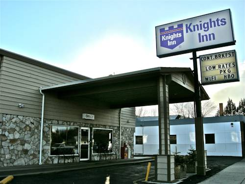 Knights Inn - Baker City Cover Picture