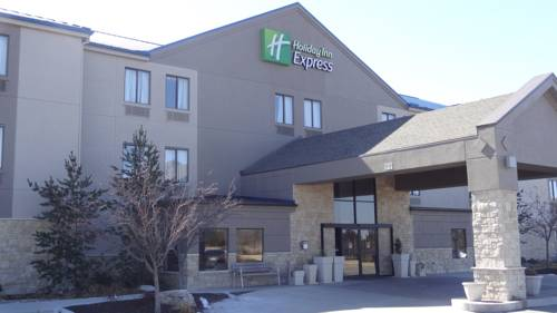 Holiday Inn Express Hotel Kansas City - Bonner Springs Cover Picture