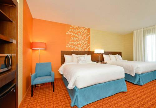 Fairfield Inn & Suites by Marriott Olean Cover Picture