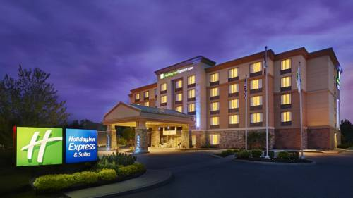 Holiday Inn Express & Suites Huntsville Cover Picture