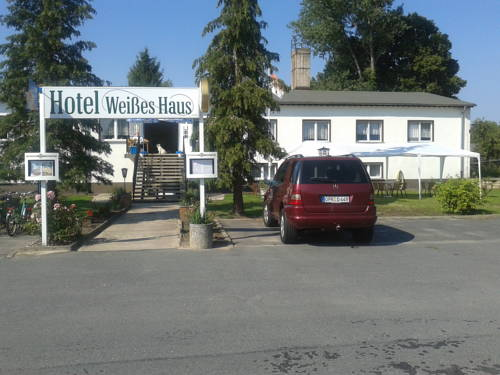 Hotel Weißes Haus Cover Picture