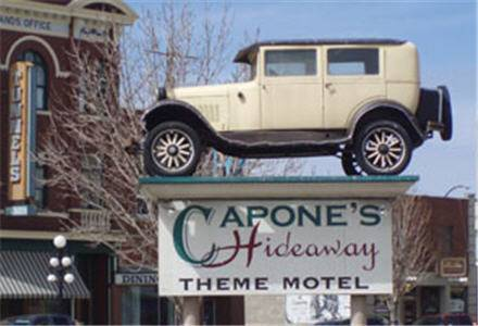 Capone's Hideaway Motel Cover Picture