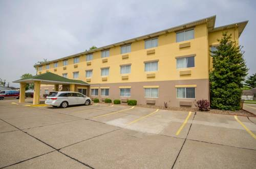 Quality Inn East Evansville Cover Picture