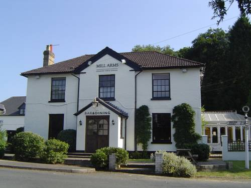 The Mill Arms Cover Picture
