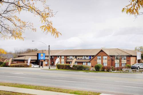 Comfort Inn Pickering Cover Picture