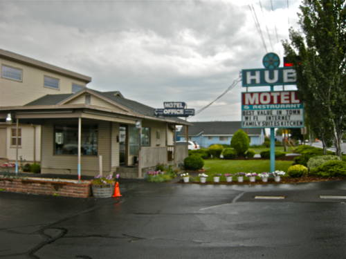 Hub Motel Cover Picture